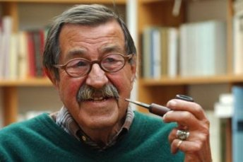 Gunter Grass {Photo credit: Veteranstoday.com}